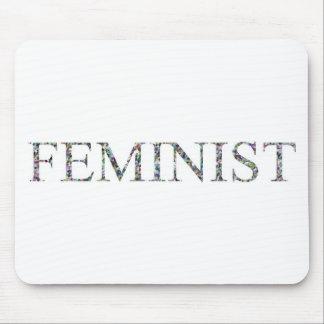 Confeti Feminist.jpg Alfombrilla De Raton