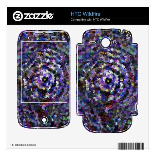 Confeti HTC Wildfire Skin