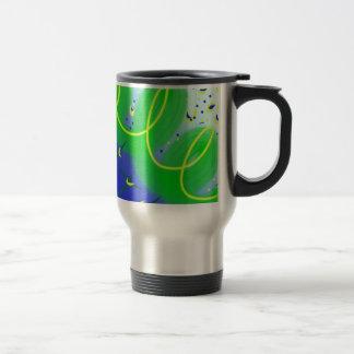 Confetti 1 travel mug