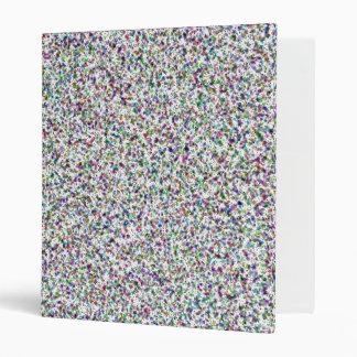 confetti binder