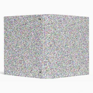 Confetti Binders