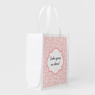 Novelty Reusable Grocery Bags Zazzle