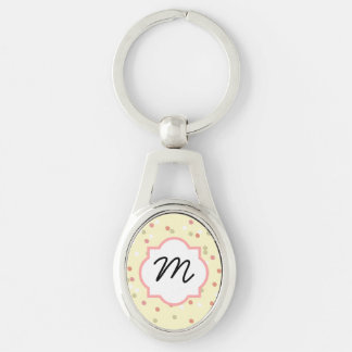 Confetti Cake  • Yellow Buttercream Frosting Keychain