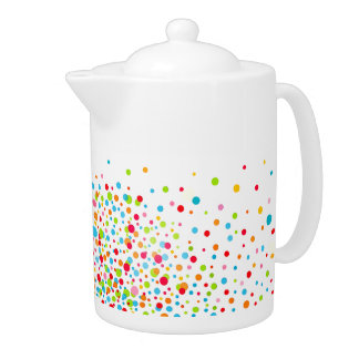 Wedding Favor Teapots