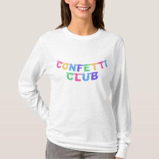 Confetti Club Banner Sweatshirt