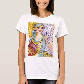 Confetti Fairy Ladies T-Shirt