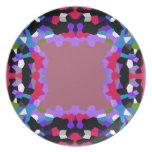 confetti frost plate