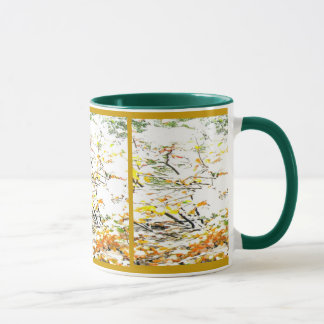 Confetti Glass Coffee and Tea Mug