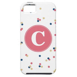Confetti iPhone Case iPhone 5 Covers