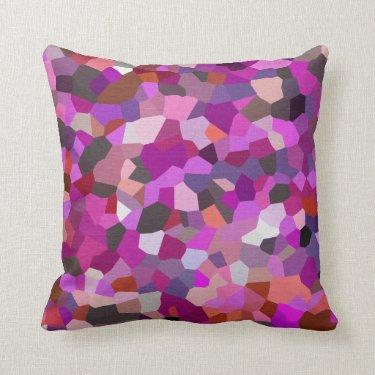 Confetti Magenta Mind Pillows
