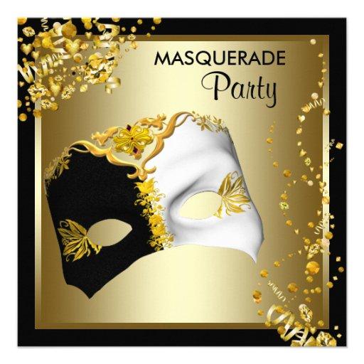 Unique Masquerade Invitations was nice invitation design