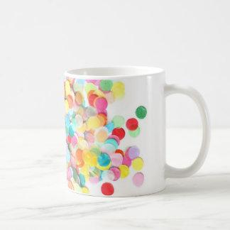 Confetti mug! coffee mug