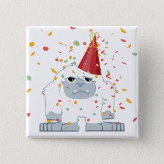 Confetti Party Yeti Button