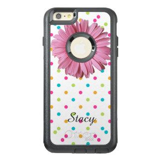 Confetti Polka Dots iPhone 6 Plus Otterbox Case