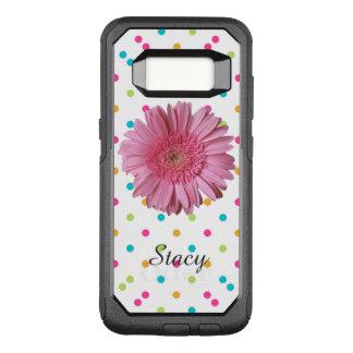 Confetti Polka Dots Samsung S8 Otterbox Case