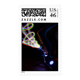 Confetti Postage Stamps
