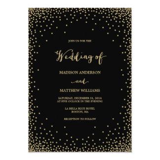 Confetti | Wedding Invitation