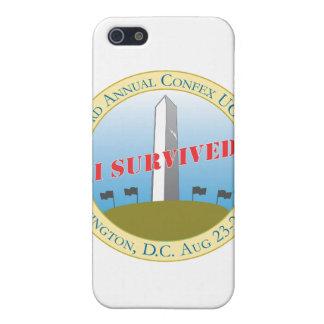 Confex UGM… Sobreviví iPhone 5 Funda