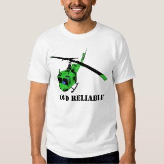 Confiable viejo UH-1 Camisas