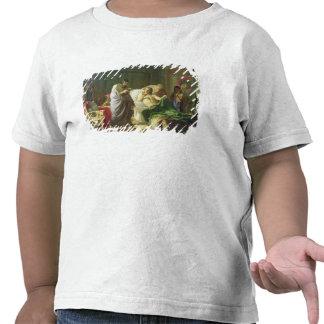Confianza de Alexander el grande Camisetas