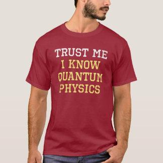 Confianza de la física de Quantum Playera