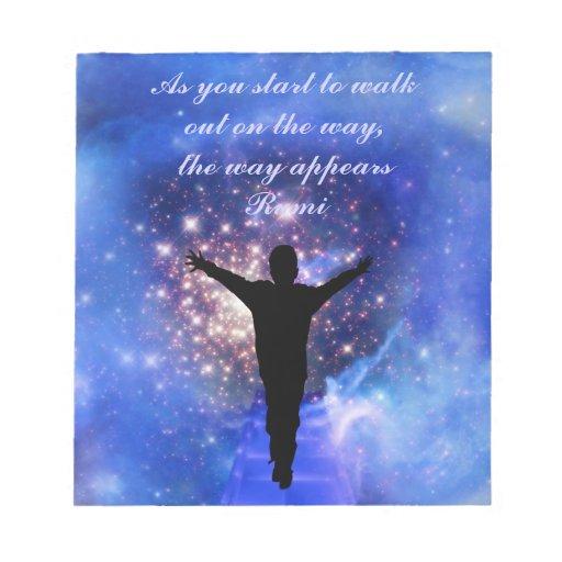 Confianza de Rumi la manera Blocs