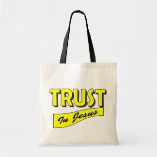 Confianza en Jesús Bolsas
