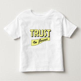 Confianza en Jesús Playeras