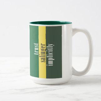 """Confianza J.D. Salinger implícito "" Tazas De Café"