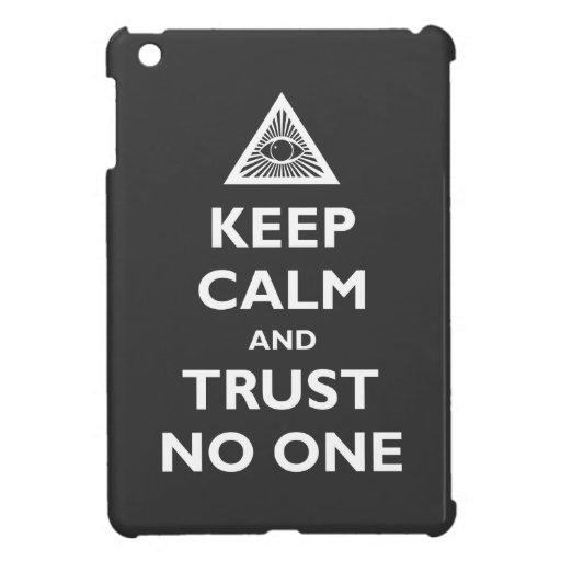 Confianza nadie