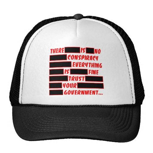 Confianza redactada su gobierno todo muy bien gorra