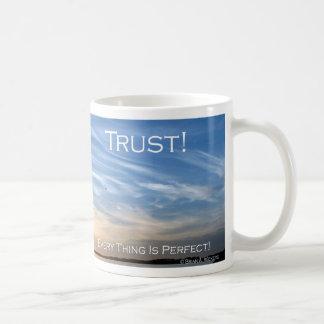¡Confianza! Taza Clásica
