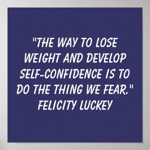 Confidence_6 Póster