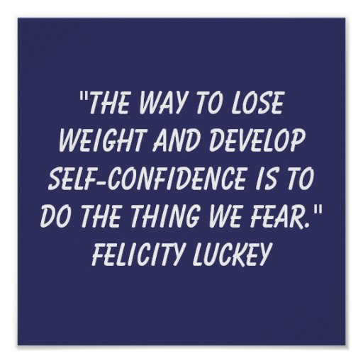 Confidence_6 Print