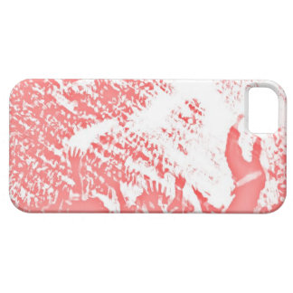 Confidence As Crowd Of Pink Hands & White Light iPhone 5 Cases