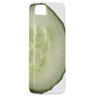 Confidence Is A Cool Giant Cucumber Slice iPhone SE/5/5s Case