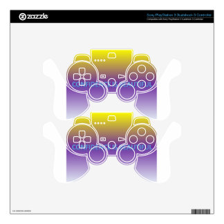 confidence is beautiful skins for PS3 controllers