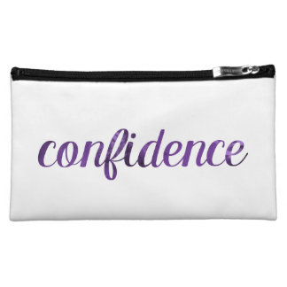 Confidence Makeup Bag | Cosmetic Pouch