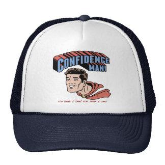Confidence Man! Mesh Hats