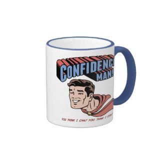 Confidence Man! Ringer Mug
