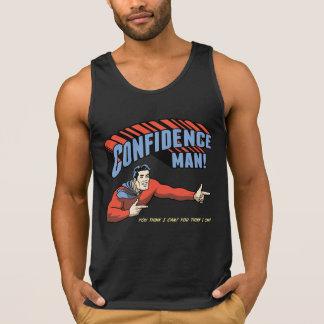 Confidence Man! Tank Top