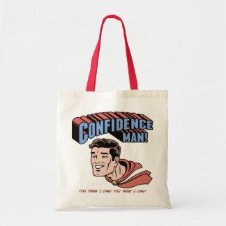 Confidence Man! Tote Bag