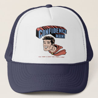 Confidence Man! Trucker Hat