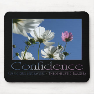 Confidence Mouse Pad