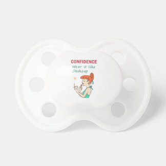 CONFIDENCE BooginHead PACIFIER