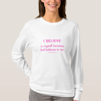 Confidence Tees by MDillon Designs