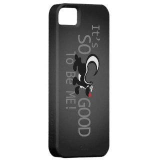Confident Skunk iPhone Case