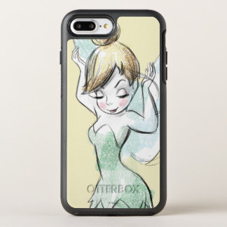Confident Tinker Bell OtterBox Symmetry iPhone 8 Plus/7 Plus Case