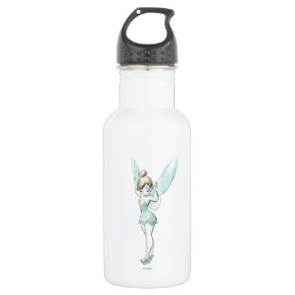 Confident Tinker Bell Stainless Steel Water Bottle