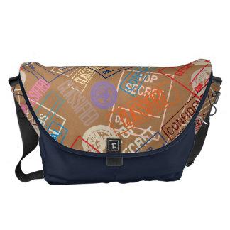 Confidential and Fancy Shoulder Bag Design Courier Bags